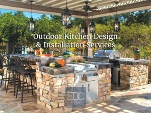 Outdoor Kitchen Builder