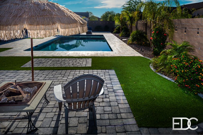 Phoenix S Top Rated Landscape And Pool Design Edgewater Design